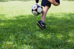 Football clubs for children North London - breakfast clubs